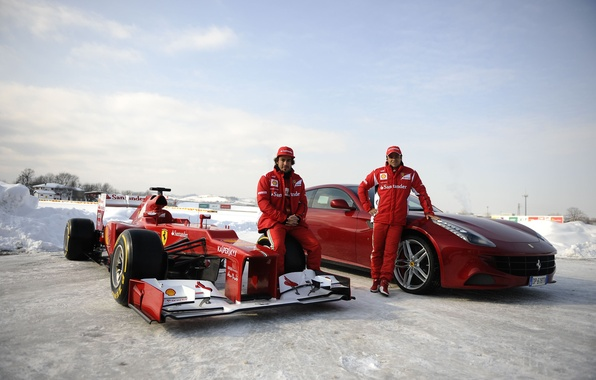 Picture ferrari, weight, Alonso