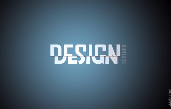 Picture text, creative, the inscription, design, minimal, kontora