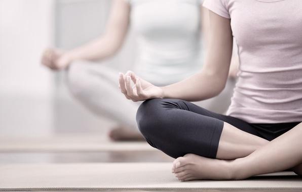 Picture legs, pose, yoga