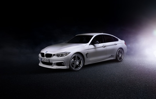 Picture BMW, BMW, Gran Coupe, AC Schnitzer, 2014, 4-Series, ACS4, F36