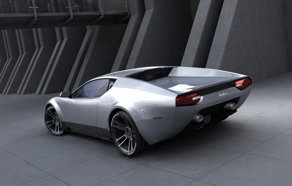 Picture the concept car, Panthera, Design by Stefan Schulze