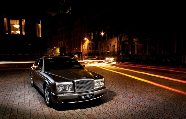 Picture street, Bentley, train, Arnage