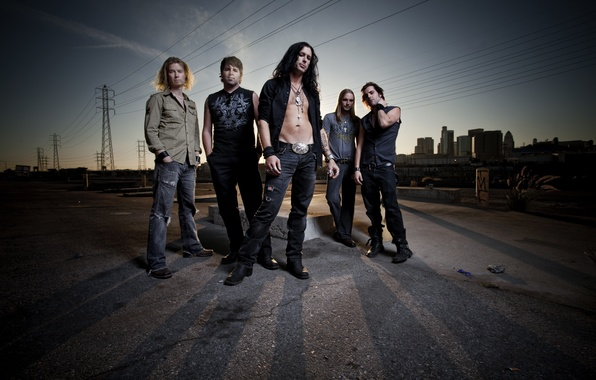Picture group, rock, rock, alternative, art of dying, alternative