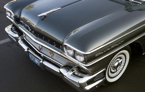 Picture retro, classic, Oldsmobile, 1958