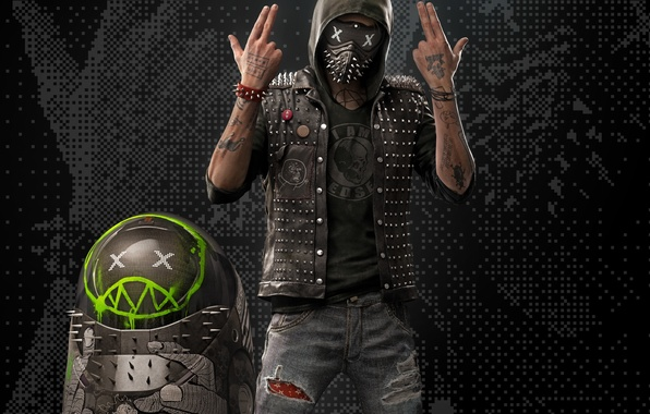 Picture Ubisoft, San Francisco, Game, Watch Dogs 2, Rench