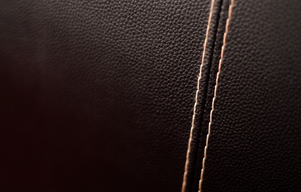 Picture macro, photo, work, Wallpaper, furniture, interior, minimalism, texture, leather, seam, black, white, photography, bedroom, wallpapers, …