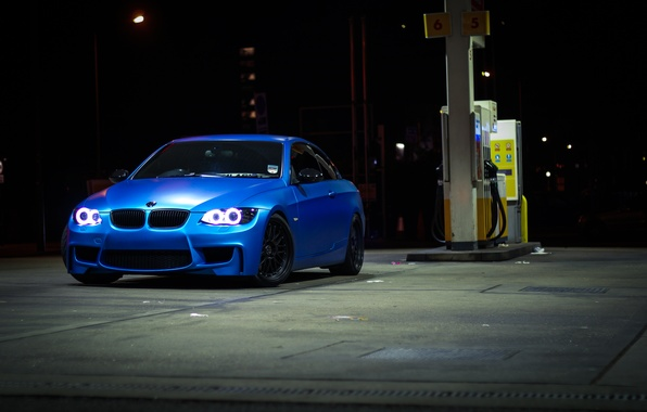 Picture blue, bmw, BMW, dressing, convertible, blue, 335i, e93