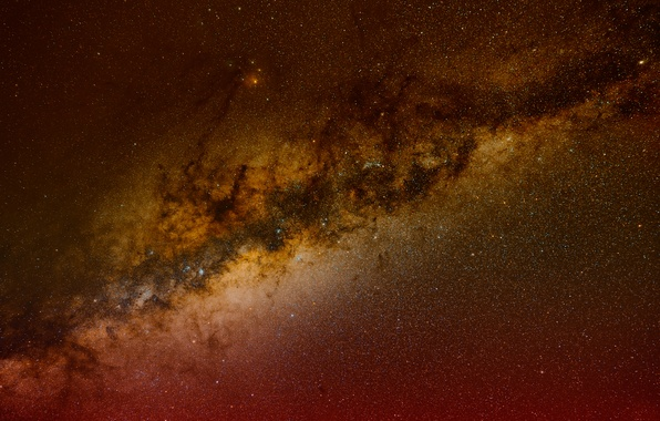 Picture stars, the milky way, infinity