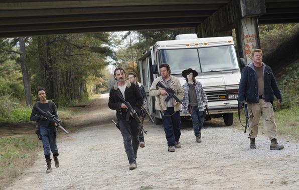 Picture team, The Walking Dead, The walking dead, Season 6