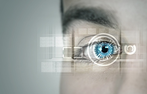 Picture Eyes, Hi-Tech, Connection, Technology, Network