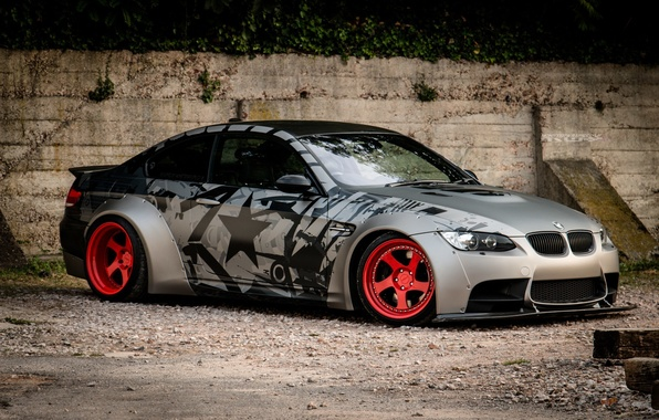 Picture bmw, tuning, e90
