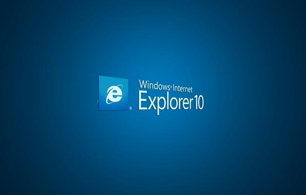 Picture logo, windows, microsoft, Internet Explorer