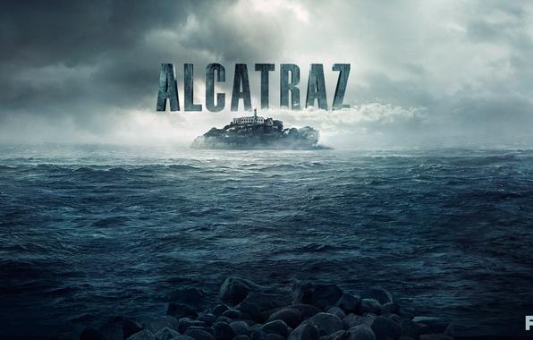 Picture Fox, Alcatraz, Sam Neill, Sarah Jones, Jorge Garcia, Alcatraz