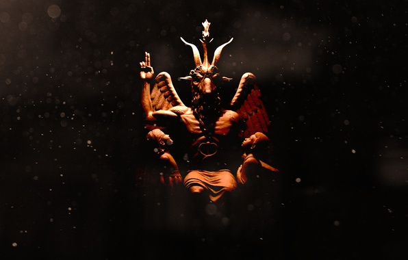 wallpaper love satan baphomet images for desktop section