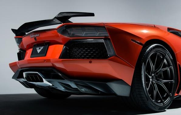 Picture wheel, supercar, spoiler, lamborghini, coupe, roadster, aventador, Lamborghini, aventador, lp-700-4, 2015