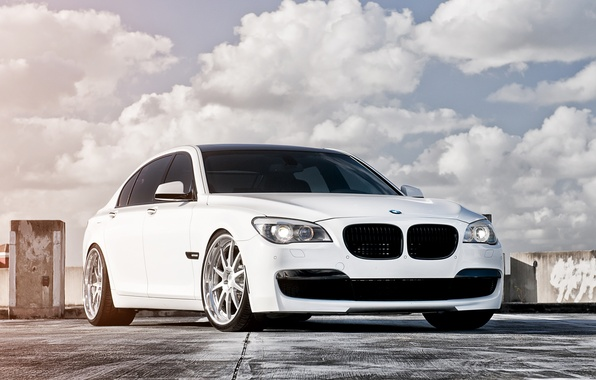 Picture Auto, BMW, Machine, 750, Tuning