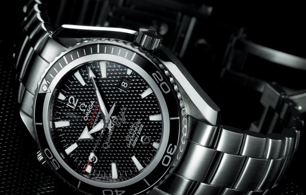 Picture watch, Omega, Planet, Ocean