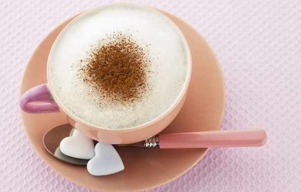 Picture Macro, Coffee, Cup, Cappuccino