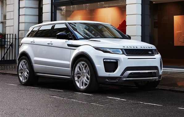 Picture Range Rover, Evoque, range Rover, 2015, Dynamic, HSE