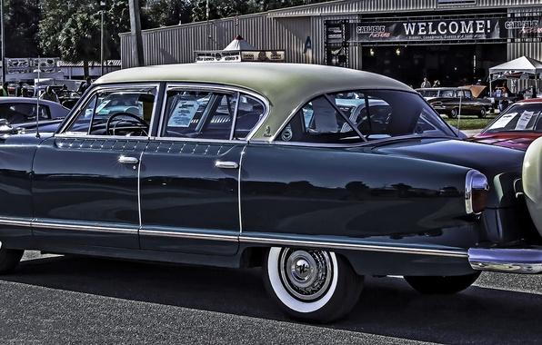 Picture classic, 1954 Nash Ambassador, Nash Ambassador, Nash Motors