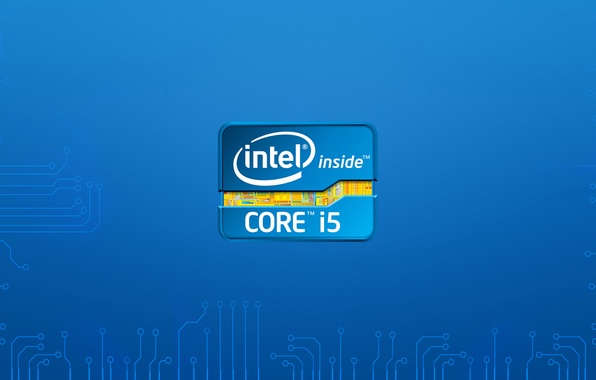 Picture logo, intel, hitech, intel i5