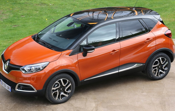 Picture Renault, crossover, Captur