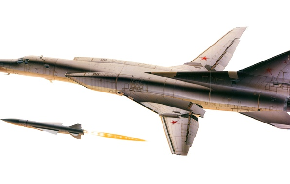 Picture rocket, Storm, bomber, Storm, missile, Tupolev, Tupolev, rocket, supersonic, far, with variable geometry wings, Tu-22, …