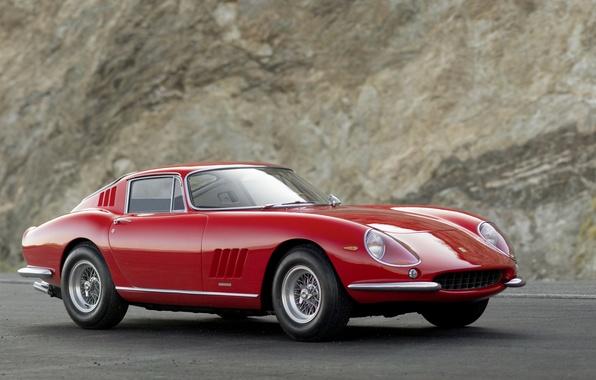 Picture Ferrari, Ferrari, GTB, 1965, 275, Pininfarina