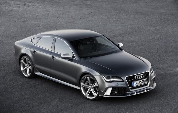 Picture Audi, Car, Drives, RS7