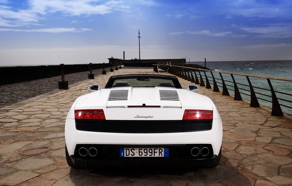 Picture Lamborghini, Gallardo, LP560