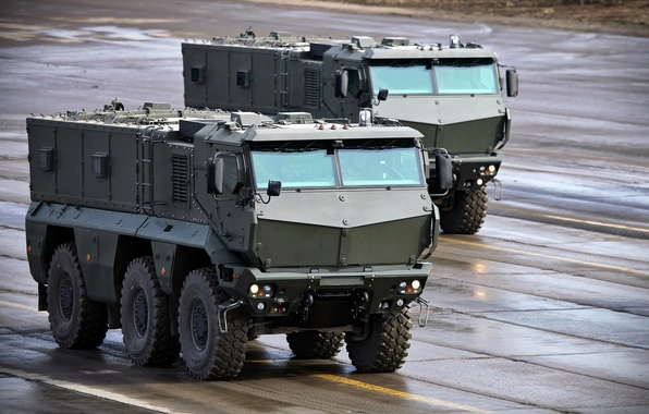 Picture May 9, KAMAZ, armored car, Alabino, rehearsal, victory parade, KAMAZ-63968, Typhoon, MRAP