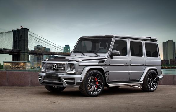 Picture Mercedes-Benz, Mercedes, AMG, Mansory, Gelandewagen, Benz, G65