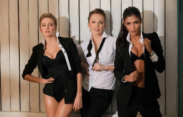 Picture beauty, Santa Dimopoulos, Eva Bushmina, VIA Gra, Albina Dzhanabaeva