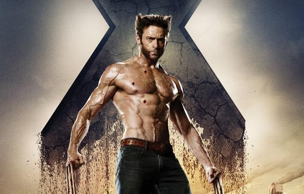 Picture City, Fox, Action, Fantasy, Sky, Hero, Wolverine, Hugh Jackman, X-Men, Logan, Body, the, Style, Wallpaper, …