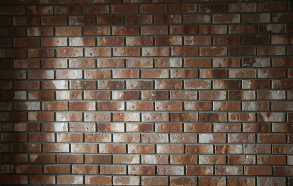 Picture background, wall, brick, texture