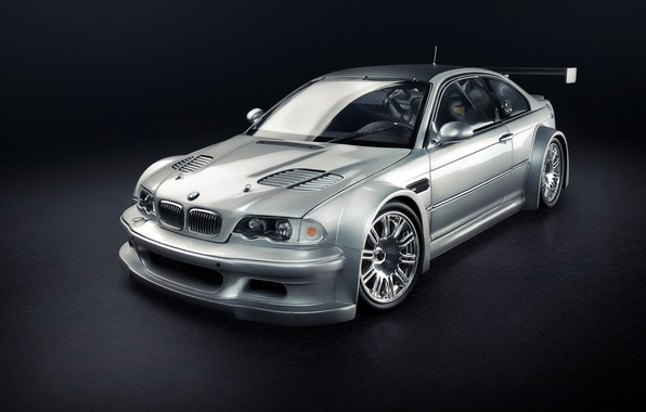 Picture tuning, BMW, silver, BMW, E46, silvery, kit