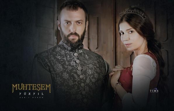 Picture the series, Magnificent century, magnificent century, Sultan, Ibrahim, Pasha, , Hatice
