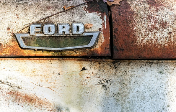 Picture macro, sign, Ford