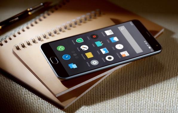 Picture hi-tech, smartphone, Note, Meizu M2