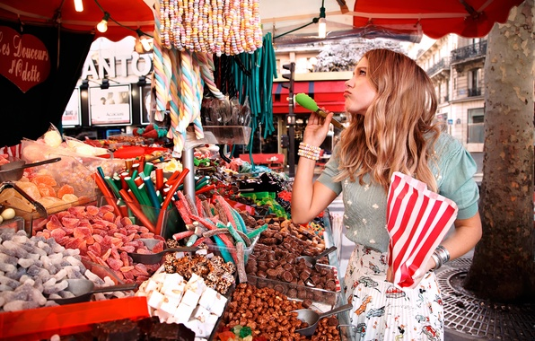 Picture sweets, purchase, Lea Seydoux, ASOS