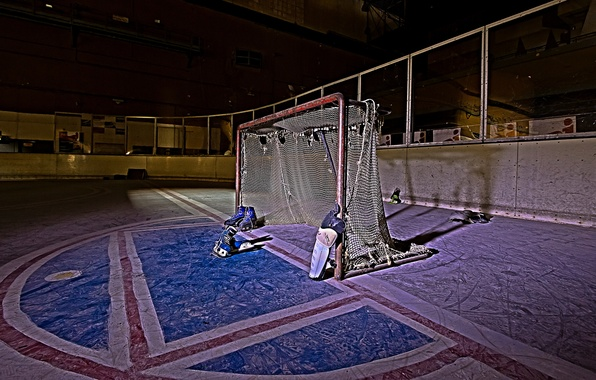 Picture sport, gate, hockey