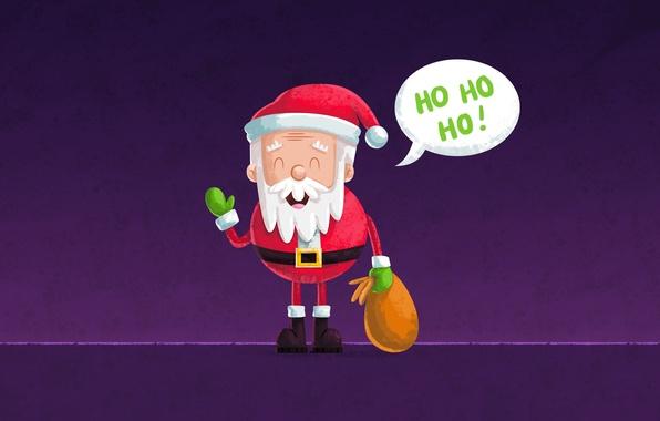 Picture New Year, Christmas, Santa Claus, Santa Claus, Christmas, New Year, Xmas, Merry, 2016, Designed by, …