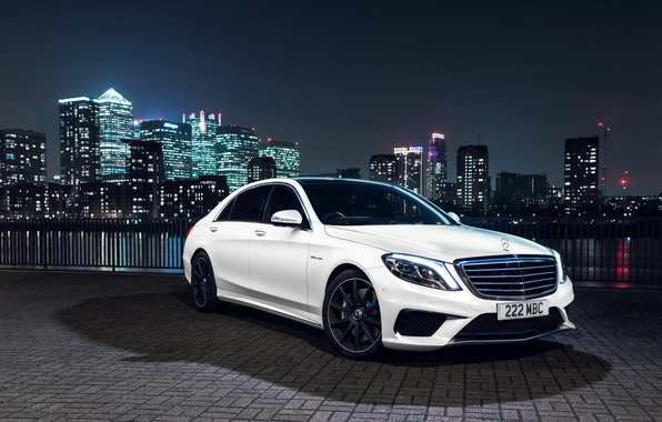 Picture Mercedes-Benz, AMG, S 63, UK-spec, 2013, W222