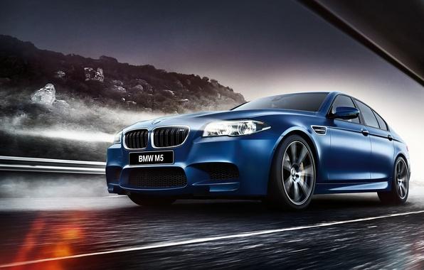 Picture BMW, BMW, sedan, F10, Sedan, 2015