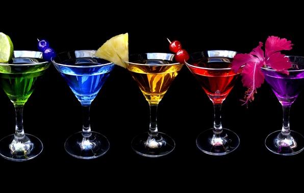 Picture Glass, different color, kachel