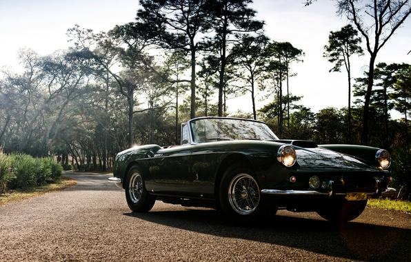 Picture Ferrari, Ferrari, Cabriolet, 400, 1961, SWB, Superamerica