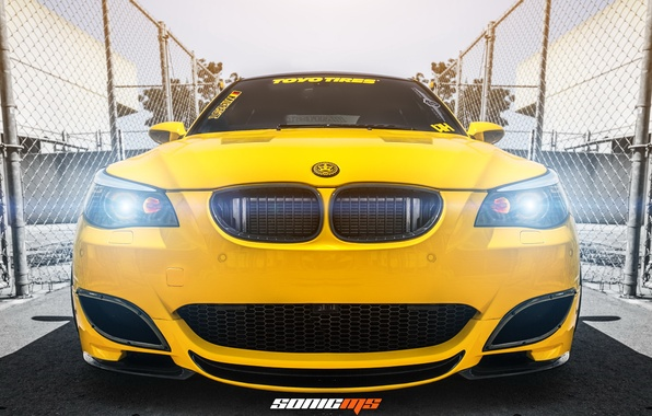 Picture car, tuning, BMW, tuning, rechange, E60, BMW M5