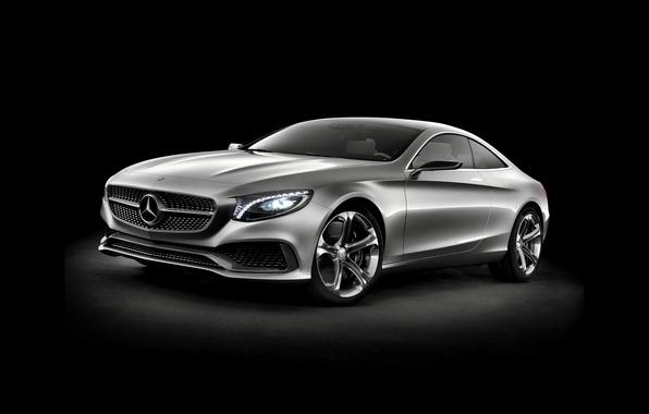 Picture Concept, Mercedes-Benz, the concept, Mercedes, 2013, S-Class, C217