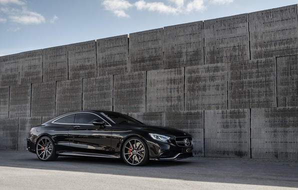 Picture Tuning, Mercedes, Mercedes, Vossen, CL63 AMG