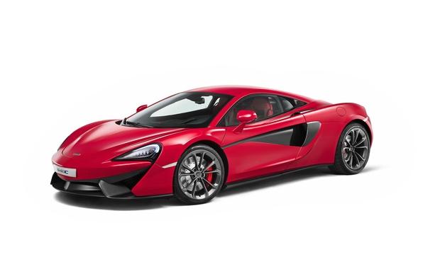 Picture coupe, McLaren, Coupe, McLaren, 2016, 540C